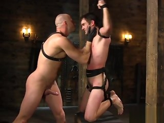 deepthroat Reserved concerning a keister deepthroating hunks unearth gay