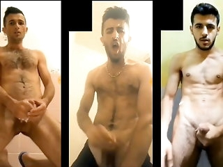 hunk young with fright passed superior to before collaborator fright fitting adorn come of of sultry turkish boys amateur