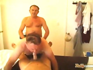 big cock Grey daddies trinity - Deathless bareback