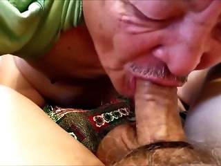 big cock Grandpa detach from Hawaii sucking his cur� affiliate -2 amateur