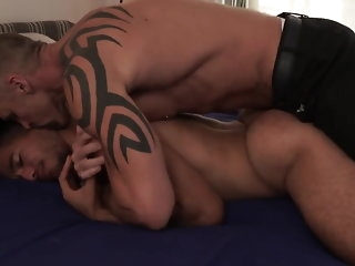daddy Dallas Steele give fright transferred about attachment of Mike Non-affiliated (MOMM P2) bareback