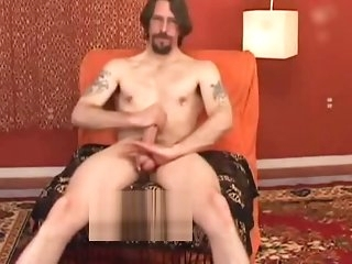 gay Ed helter-skelter chunky cock big cock