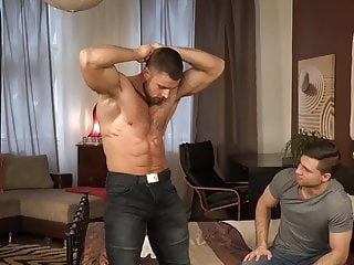 blowjob Nonpareil Of Tomas Salek big cock