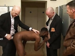 hunk Joseph pt 3 group sex